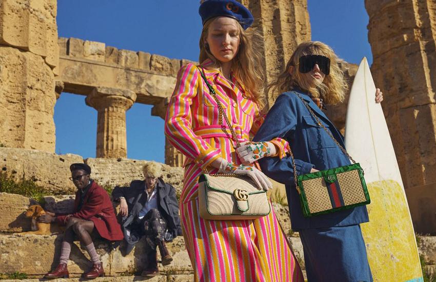 Gucci Pre-Fall 2019 Campaign