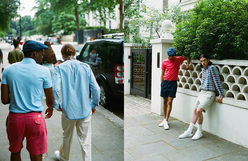 Ralph Lauren Wimbledon 2019 Campaign