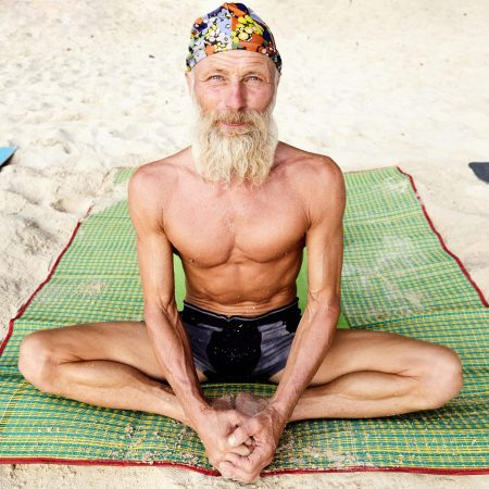 Adreyka The Beach Yogi