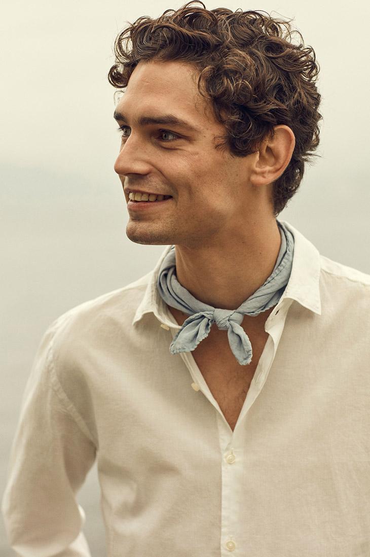 smiling Arthur Gosse
