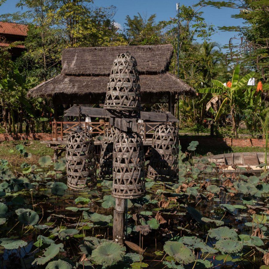 Maison Wat Kor Battambang