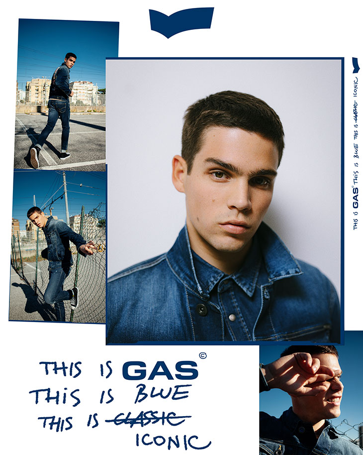 GAS SPRING SUMMER 2020 CAMPAIGN