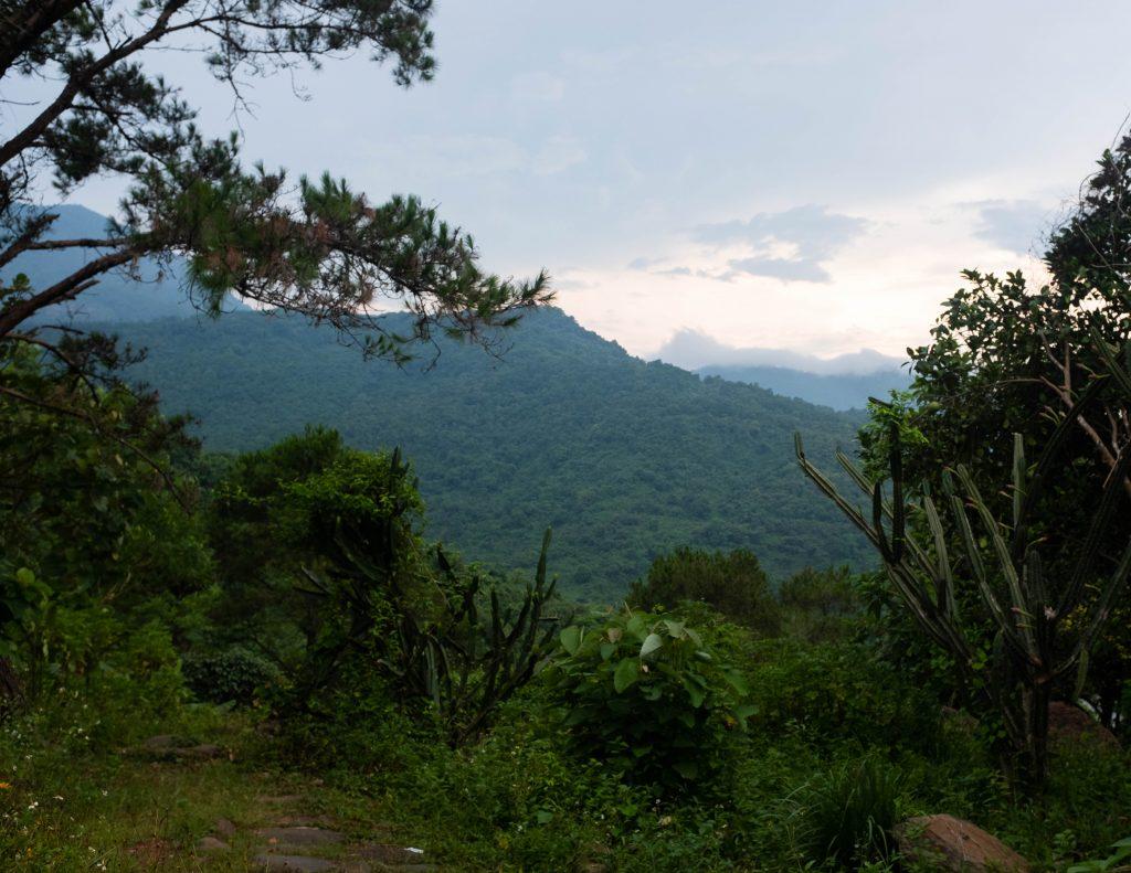 Ba Vi National Park views